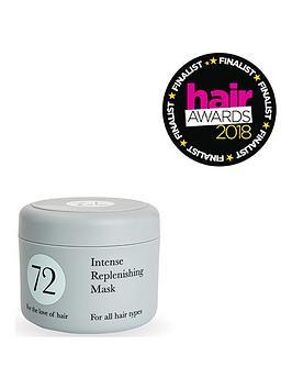 72 Hair Intense Replenishing Mask 250Ml, One Colour, Women
