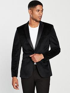 v-by-very-velvet-jacket-black