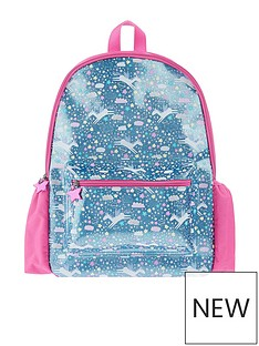 accessorize-girls-glitter-unicorn-print-backpack