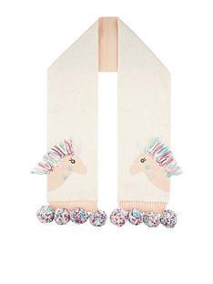 accessorize-girls-sparkle-unicorn-scarf-multi