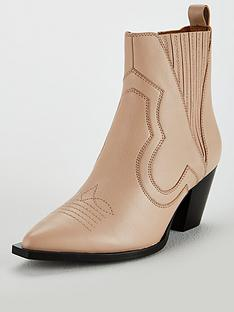 office-apache-calf-boot-taupe
