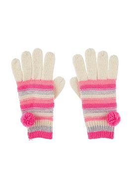 accessorize-girls-stripe-glove