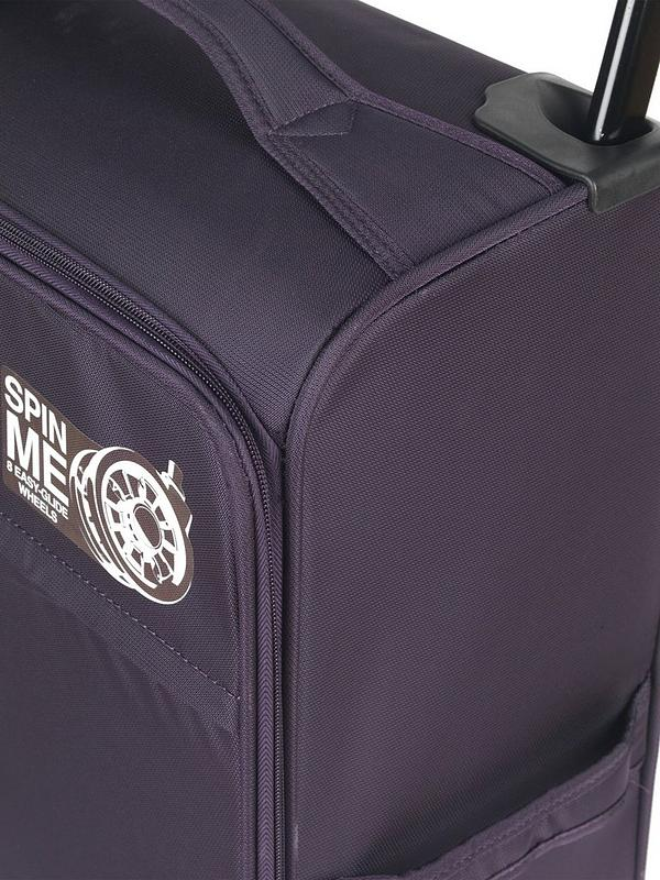 c094feb1a ... ZFrame Double Super Wheel Light weight Suitcase 18 inch. £34.99. Swipe  for more images. Double tap to zoom