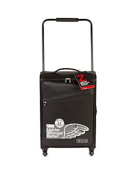 Zframe Double Super Wheel Light Weight Suitcase 22 Inch