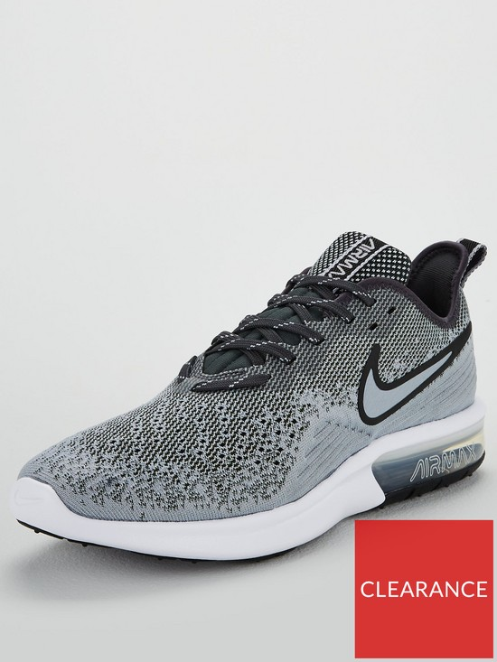 factory price 0fccf 1a1d0 Nike Air Max Sequent 4