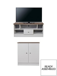 swift-veronanbsp2-piece-ready-assembled-package-tv-unit-and-2-door-sideboard