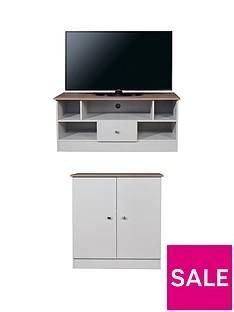 swift-veronanbsp2-piece-ready-assembled-package-tv-unit-and-2-door-sideboard