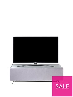 Alphason Chromium 120 cm Concept TV Stand - Grey - fits up to 60 inch TV