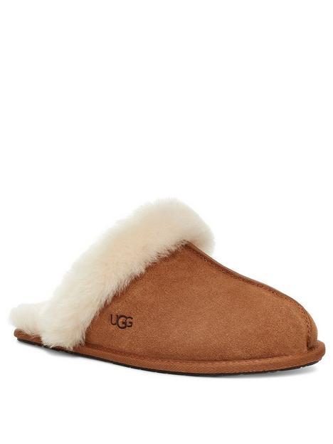 ugg-scuffettenbspii-mule-slippers-brown