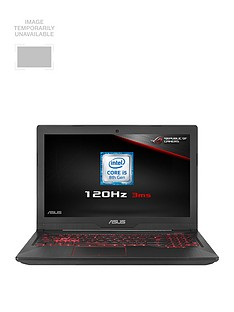 Asus FX504GM-EN151T Intel Core i5,GeForce GTX 1060 6GbGraphics,8GbRAM,1TbHDD & 256GbSSD, VR Ready, 15.6 inch Gaming Laptop