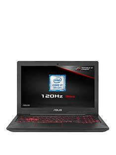 Asus Asus FX504GM-EN150T Intel® Core™ i7 Processor, 6Gb GeForce GTX 1060 Graphics, 8Gb RAM, 1Tb HDD & 256Gb SSD, 15.6 inch Gaming Laptop with Call of Duty: Black Ops 4