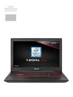 Asus Asus FX504GM-EN150T Intel® Core™ i7 Processor, 6Gb GeForce GTX 1060 Graphics, 8Gb RAM, 1Tb HDD & 256Gb SSD, 15.6 inch Gaming Laptop
