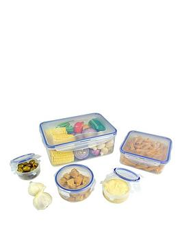 lock-and-lock-set-of-5-multifunction-food-storage-containers