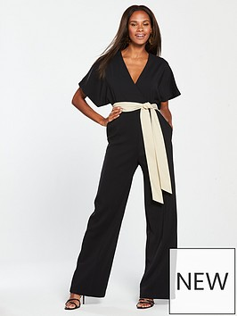 mango-japan-belted-jumpsuit