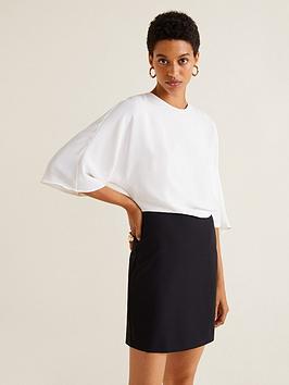 mango-combi-smart-dress-blackwhite