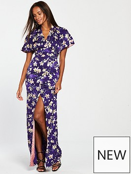 mango-printed-maxi-dress