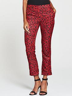 v-by-very-animal-print-suit-trousers