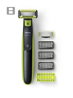 philips-oneblade-hyrbid-trimmer-amp-shaver-for-face-and-body-qp262025