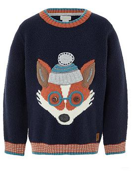 monsoon-frank-fox-knitted-jumper