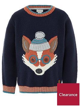 monsoon-frank-fox-knitted-jumper