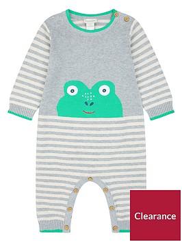 monsoon-newborn-freddie-frog-knit-sleepsuit