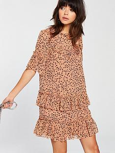 river-island-swing-dress-leopard