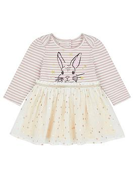 monsoon-newborn-baby-betty-bunny-dress