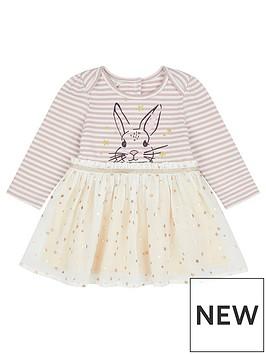 monsoon-newborn-baby-betty-bunny-dress