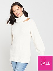 90a0dc68cdf18b Knitted Jumpers | Women's Knitted Jumpers | Very.co.uk