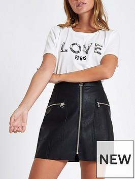 ri-petite-love-print-t-shirt-white