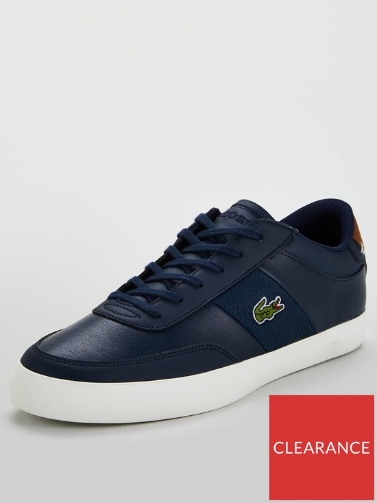 40c902b787881 Lacoste Court-Master 318 2 Trainers