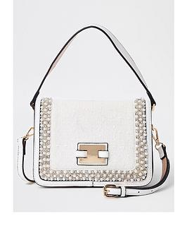 river-island-boucle-front-crossbody-bag-white