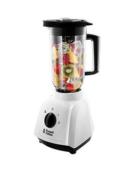 Russell Hobbs Food Collection White Jug Blender - 24610