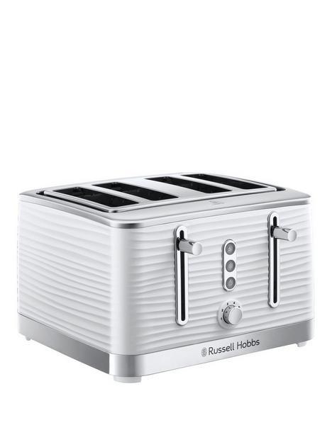 russell-hobbs-inspire-4-slice-white-textured-plastic-toaster-24380