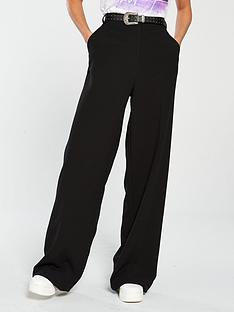 v-by-very-western-belted-wide-leg-trouser-black