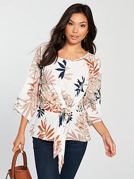 wallis-palm-tie-front-top-ivorynbsp