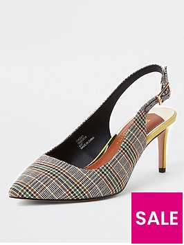 river-island-river-island-wide-fit-sling-back-court-check