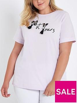ri-plus-not-yours-print-t-shirt-lilac