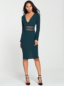ax-paris-crochet-waist-bodycon-dress