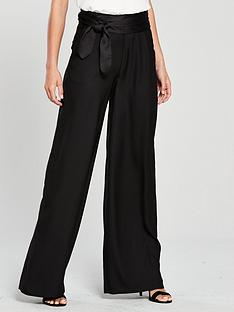 v-by-very-wide-legged-belted-high-waist-trousers-black