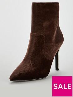 v-by-very-fran-velvet-point-heeled-boot--nbspgreynbsp