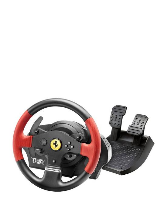 T150 Force Feedback Ferrari Edition