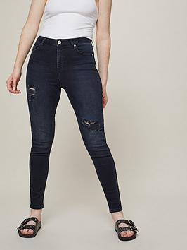 miss-selfridge-lizzie-ripped-skinny-jean-mid-wash
