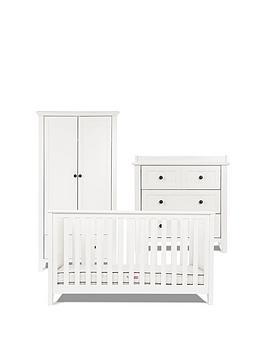 silver-cross-nostalgia-cot-bed-dresser-wardrobe-ivory