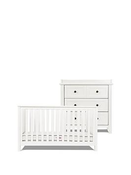 silver-cross-silver-cross-nostalgia-cot-bed-amp-dresser-ivory