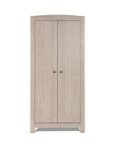 Silver Cross New England Double Wardrobe