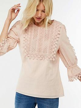 monsoon-bella-lace-top-blush