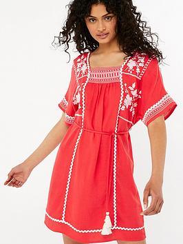 monsoon-astra-ric-rack-chuck-on-dress-red