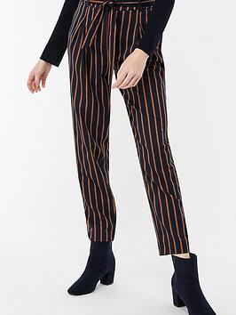 monsoon-sophie-stripe-trouser-navy
