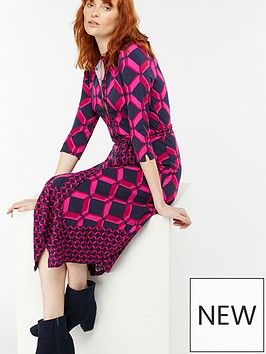 monsoon-gabby-geo-print-shirt-dress